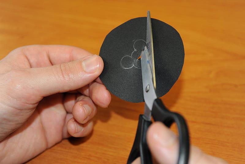 D couper la forme coeur toile fleur donnez une forme originale votre bokeh linternaute - Modele de coeur a decouper ...