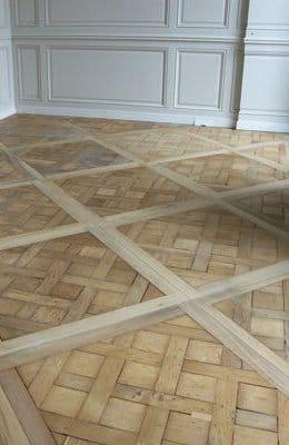 Parquet clipsable saint maclou travaux appartement devis aulnay sous bois s - Vitrificateur parquet castorama ...