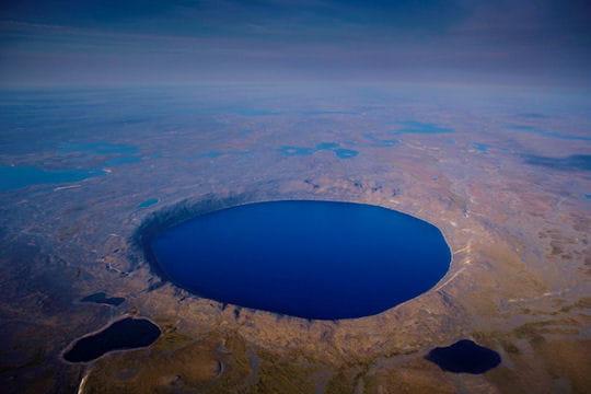cratère du nouveau-québec