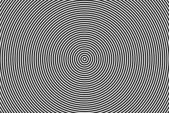 Effet imm diat illusions d 39 optique l 39 internaute science - Coloriage illusion d optique ...