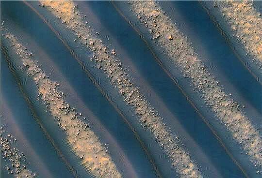 Bassin martien Hellas
