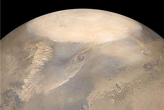 Tempêtes martiennes