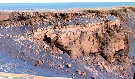 Cap Saint Vincent sur Mars