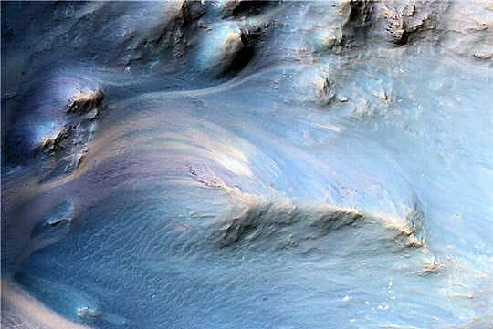 Surrections martiennes