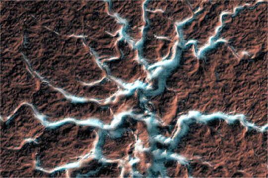 Nervures Mars