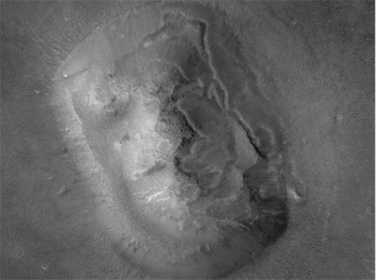 Visage Mars