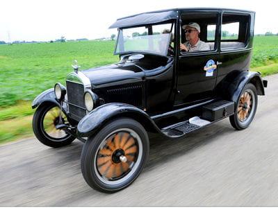 la ford t la premiere voiture de serie gadjet le camionneur son blog camions auto mot. Black Bedroom Furniture Sets. Home Design Ideas