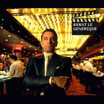 robert de niro dans 'casino' de martin scorsese