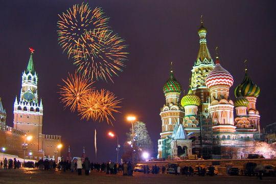 Красная площадь Новый год 2019 рекомендации