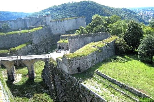 Citadelle, Besancon