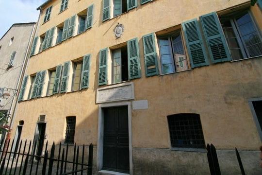 maison bonaparte  ajaccio   50 monuments embl u00e9matiques des
