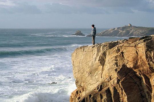 Seul face à l'océan