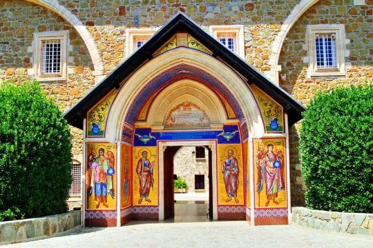 Eglises de Troodos