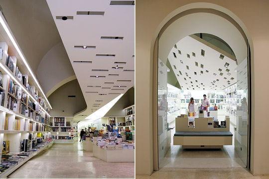 la librairie book u00e0bar  u00e0 rome   les plus belles librairies du monde