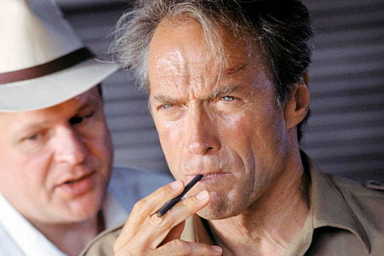 To me cinema can be a much more friendly by Clint Eastwood ...