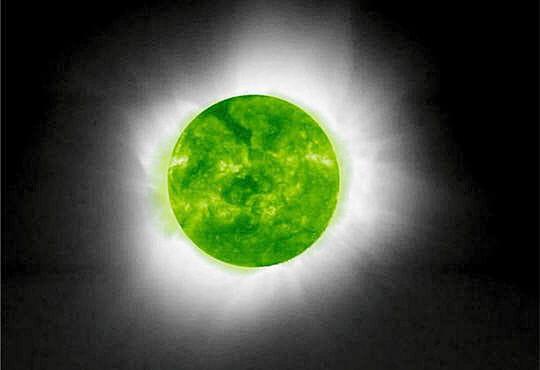 Spectacle éclipse solaire