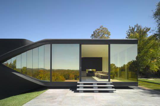 Les maisons du futur d couvrez les maisons du futur linternaute - Maison du futur ecologique ...