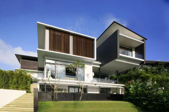 la maison moderne sera unique les maisons du futur linternaute. Black Bedroom Furniture Sets. Home Design Ideas