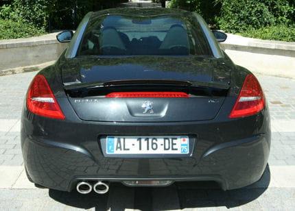 Peugeot RCZ 2.0 HDi : le coupé confort Dote-d-un-style-different-l-arriere-est-aussi-beau-que-l-avant-639921