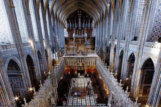 choeur de la cathédrale sainte-cécile