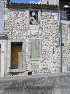 Ravalement de la fa ade la restauration d 39 une vieille for Restauration facade maison