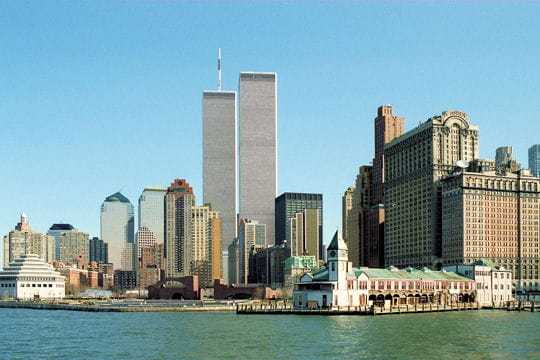 Les tours les plus hautes du monde le world trade center avant le 11 septem - Les 10 tour les plus haute du monde ...