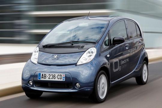 Peugeot iOn : la nouvelle citadine branchée du lion Performances-642796