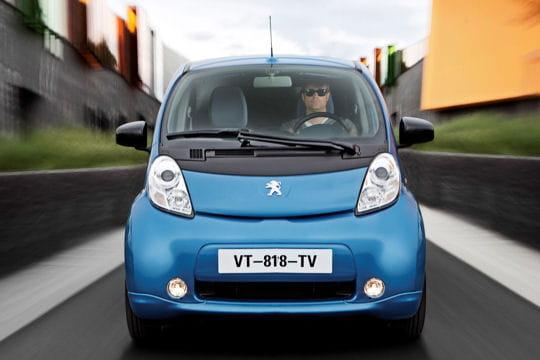 Peugeot iOn : la nouvelle citadine branchée du lion Autonomie-642824