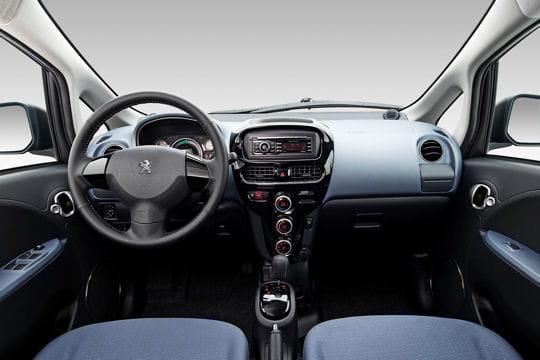 Peugeot iOn : la nouvelle citadine branchée du lion Finition-642832