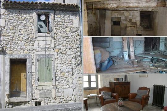 La restauration d 39 une vieille maison en pierres linternaute for Vieille maison en pierre