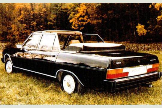 peugeot 604 limousine landaulet ces voitures fran aises que vous n 39 avez jamais crois es sur. Black Bedroom Furniture Sets. Home Design Ideas
