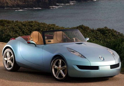 Planet Dcars 2004 Renault Wind Concept