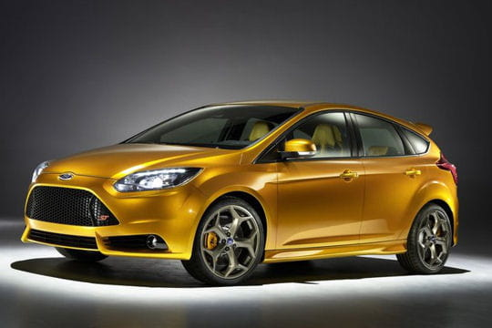 Mondial de l'automobile Focus-st-649573