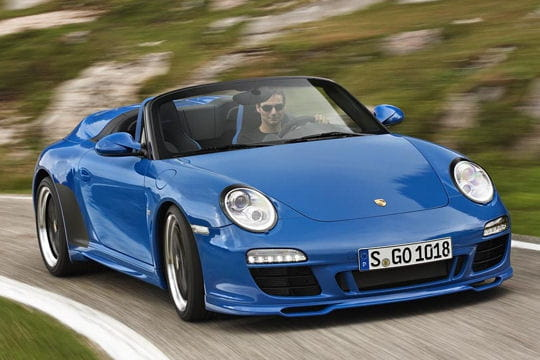 Mondial de l'automobile 911-speedster-649947