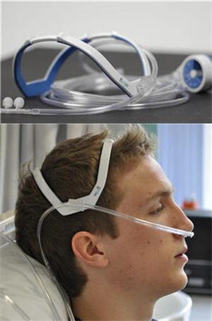 cette invention évite l'incinération des masqueset doncelle diminue le
