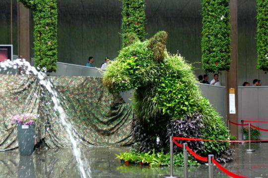 Le Jardin La Fran Aise Promenade Dans L 39 Expo De