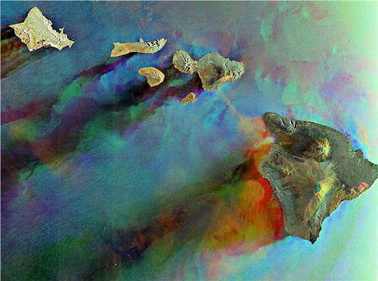 Radar Hawaï