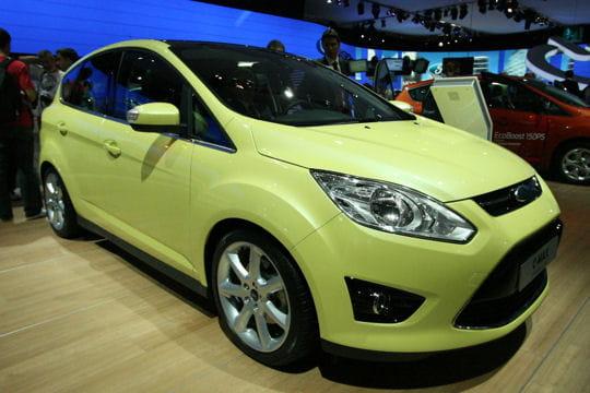 Mondial de l'automobile - Page 2 Ford-c-max-657077