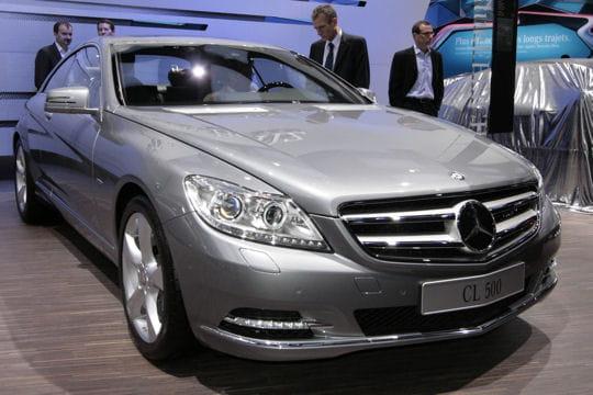 Mondial de l'automobile - Page 2 Mercedes-cl500-658046