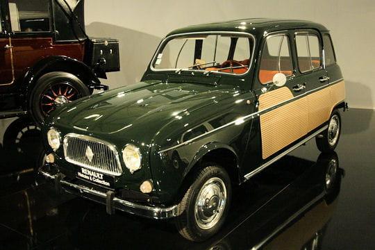 renault 4l parisienne de 1966