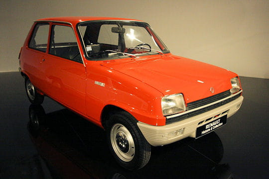 renault r5 tl de 1973   l u0026 39 incroyable collection   les