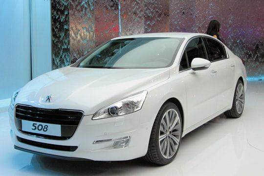Peugeot 508 [photos officielles] Presentation-664841