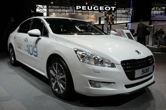 Peugeot 508 [photos officielles] Moteurs-664881
