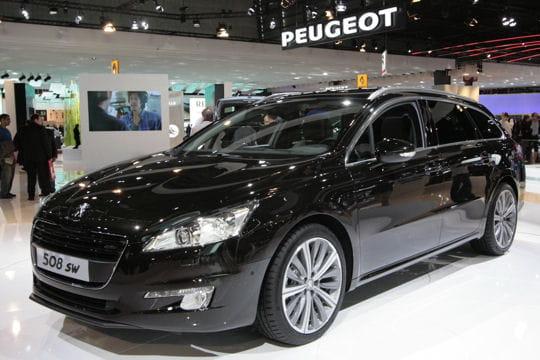 Peugeot 508 [photos officielles] Commercialisation-tarifs-664892