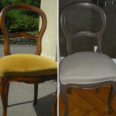 Trois chaises trouv es en suisse les r novations de meubles les plus r ussies des lecteurs - Les trois suisses meubles ...