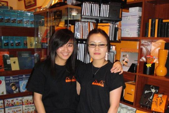 La Papeterie Une Librairie Fran Aise En Mongolie
