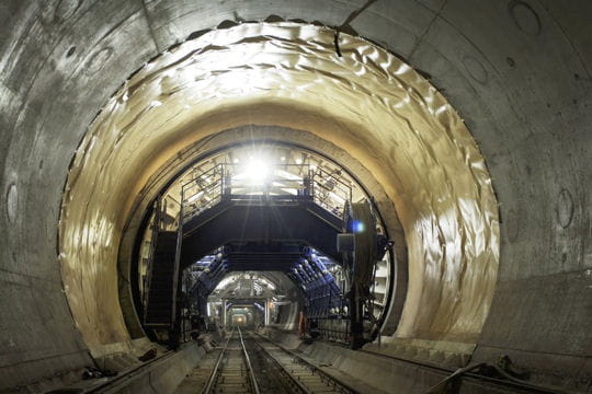 tunnel gothard