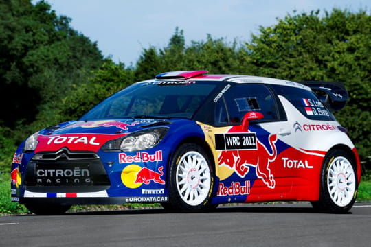 une nouvelle motorisation citro n ds3 wrc le nouveau bolide de s bastien loeb linternaute. Black Bedroom Furniture Sets. Home Design Ideas
