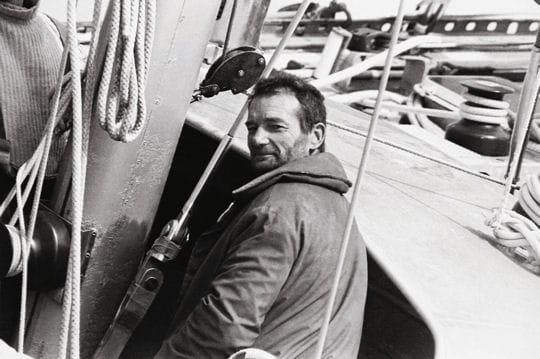 Eric Tabarly, l'un des pionniers