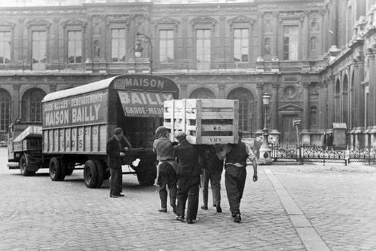 Les objets fran ais vol s par les nazis - Biens atypiques paris ...